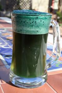 Natural Green Beer