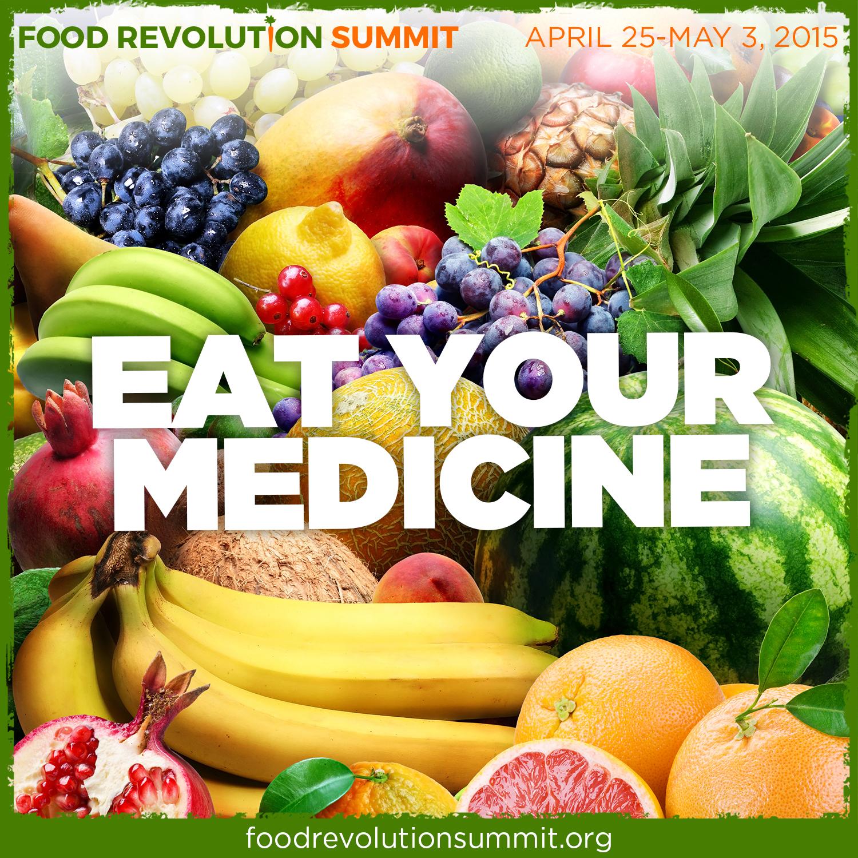 Eat Your Medicine
