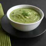 Raw Cucumber Dill Soup