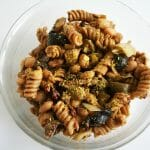 White Bean Pasta with Sun-Dried Tomatoes