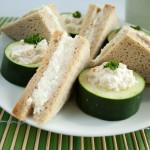 Benedictine Tea Sandwiches
