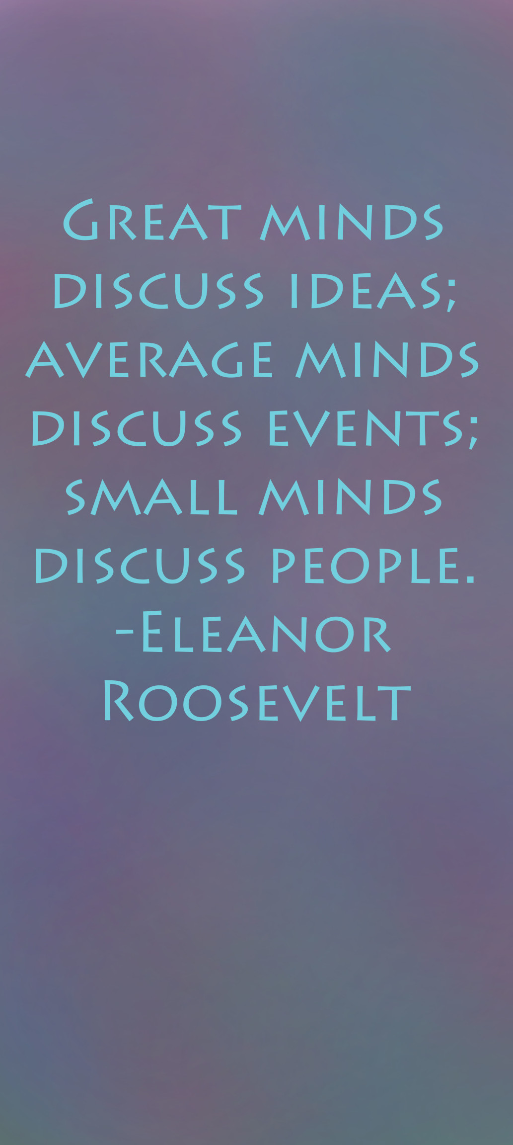 Inspirational Quote of the Week 9/27/2015