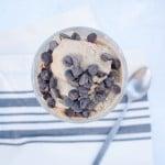 Vegan White Russian Ice Cream