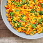 Spicy Chickpea Scramble