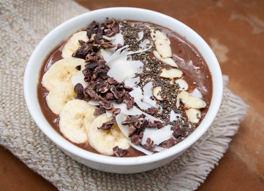 Cacao Acai Bowl - Create MIndfully