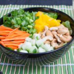 Thai Green Curry Salad with Cashews