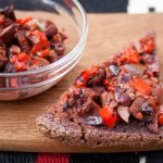 Red Pepper and Black Olive Tapenade