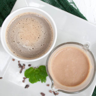 Mint Chocolate Coffee Creamer