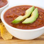3 Ingredient Vegan Chili