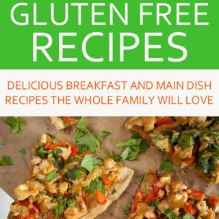 My New Vegan Gluten Free Recipe eBook is Here!