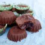 Chocolate Cherry Fat Bombs