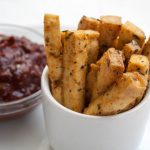 Baked Tofu Fries