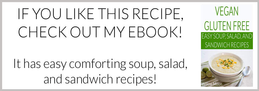 Vegan Gluten Free: Easy Soup, Salad, and Sandwich Recipes ebook
