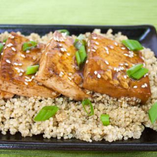 Ginger Hoisin Tofu
