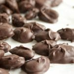 Vegan Mexican Chocolate Covered Almonds