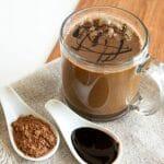 Vegan Molasses Hot Cocoa