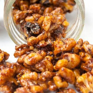 Smoky Maple Walnuts