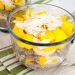 Tropical Chia Pudding