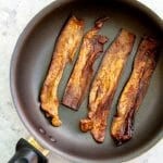 Eggplant Bacon 3 Ways