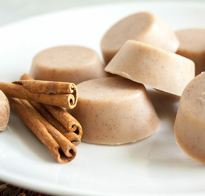 Vegan Nog Fat Bombs