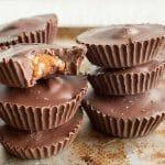 Creamy Almond Butter Cups