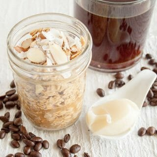 Thai Coffee Overnight Oats