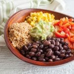 Vegan Enchilada Bowl