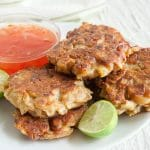 Caramelized Onion Fritters