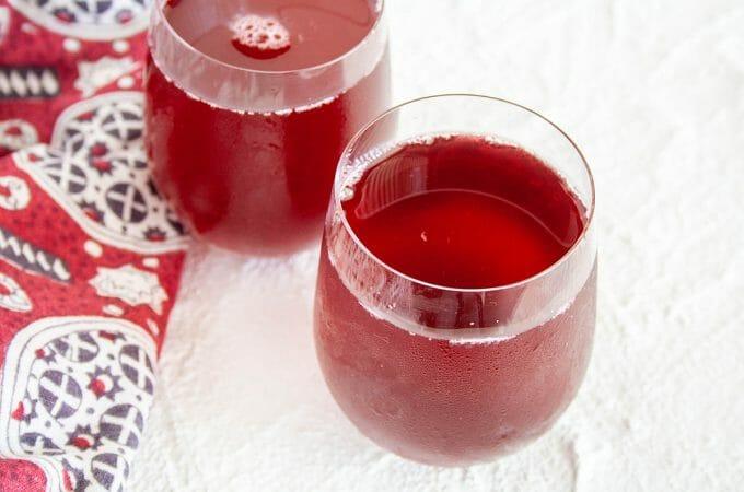 Cherry Kombucha