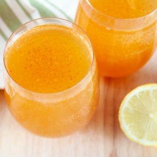 Lemon Cayenne Kombucha