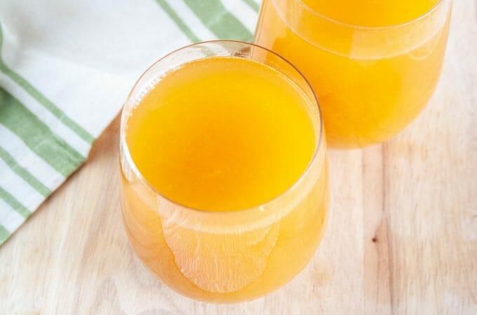 Pumpkin Spice Kombucha