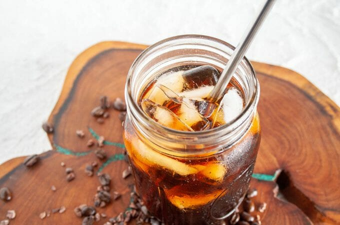Cold Brew Cacao Coffee