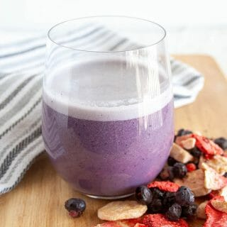 Fruity Almond Milk