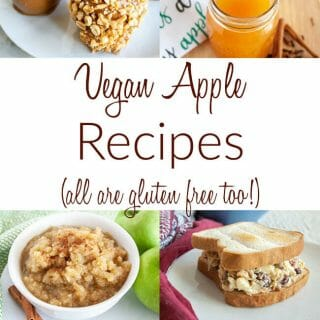 Vegan Apple Recipes